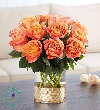 Free Spirit Summer Roses by Real Simple®