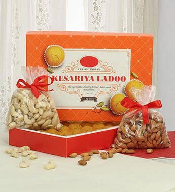 Sweet N Crunch Hamper-Diwali Gift