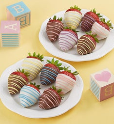 Special Delivery Dipped Strawberries