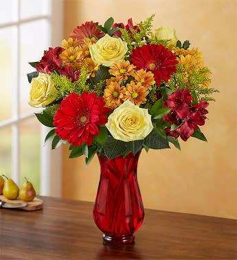 Autumn Joy Bouquet
