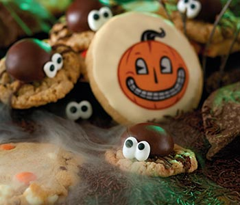 Scare up smiles with tasty bakery delights