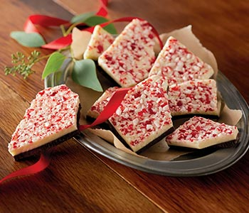 Delightful peppermint goodies and gifts