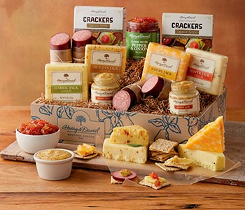 Snack on artisanal meats and cheeses