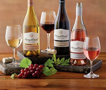 Tasty varietals & wine gifts