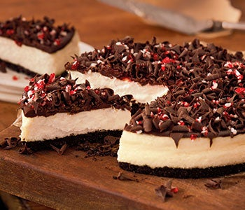 Heavenly cheesecakes, cakes & pies
