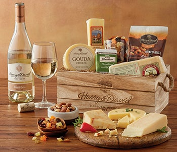 Perfect pairings of wine and cheese