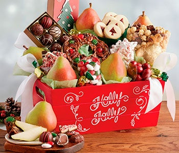 Abundant baskets for your holiday celebration
