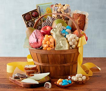 Easter gifts easter gift baskets easter delivery gifts harry explore bountiful easter baskets negle Image collections