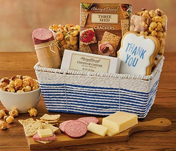 Browse gourmet thank you gifts