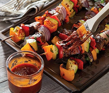 Grill up a gourmet masterpiece