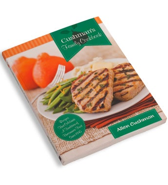 Cushman39s Family Cookbook