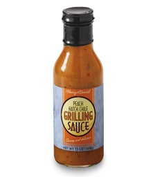 Peach Hatch Grilling Sauce (13 oz)