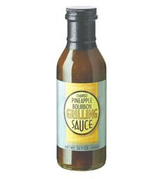 Charred Pineapple Grilling Sauce (15.7 oz)