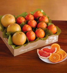 HoneyBells and Red Grapefruit - One Tray