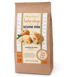 Peaches and Cream Scone Mix (13 oz)