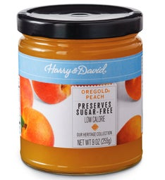 Sugar-Free Oregold® Peach Preserves (9 oz)