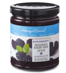 Sugar-Free Marionberry Preserves (9 oz)