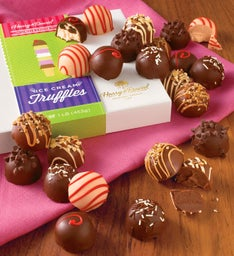 Ice Cream Parlor Truffles