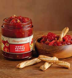 Ghost Pepper and Onion Relish