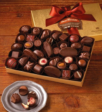 Dark Chocolate Gift Box