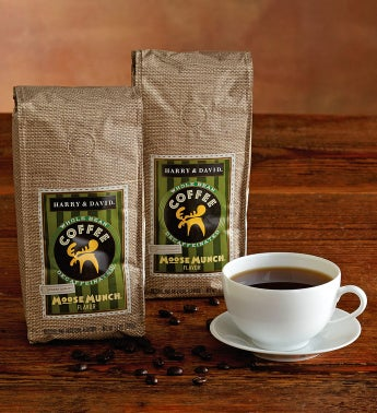 Decaf Moose Munch® Coffee Duo
