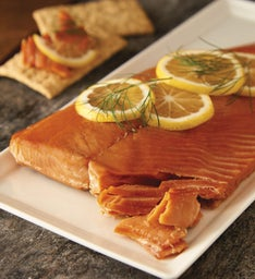 Northwest Smoked Salmon