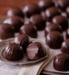 Dark Chocolate Truffles, 100-Count
