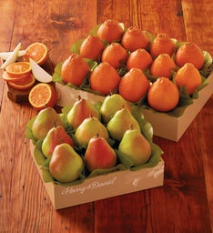 Royal Riviera® Pears Now and HoneyBells Later