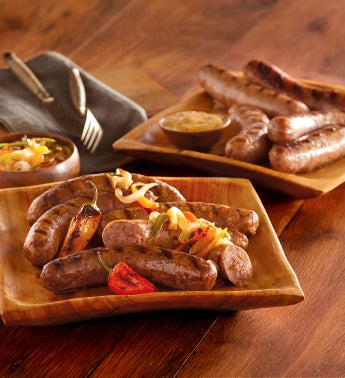 Bratwurst Assortment