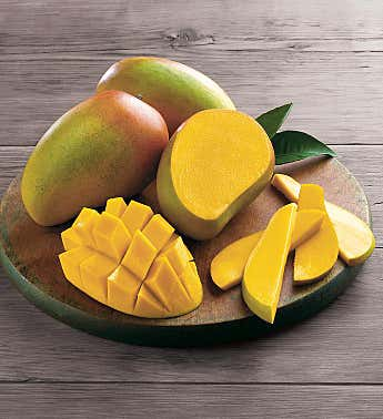 Light Honey Mangoes