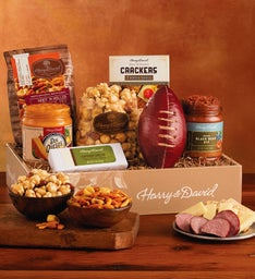 Father's Day Hometeam Snack Box