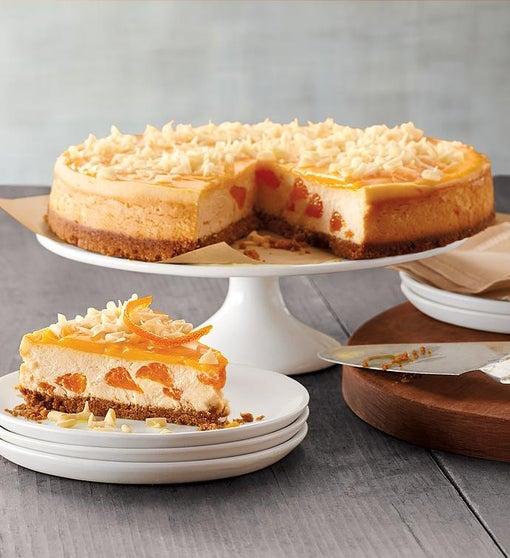 Cushman's™ HoneyBell Cheesecake