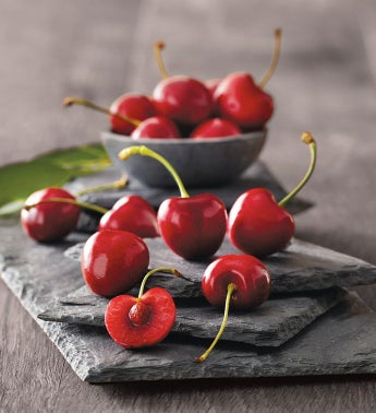 Organic Plump-Sweet Cherries