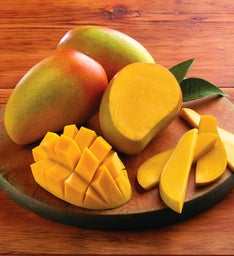 Organic Honey Mangoes