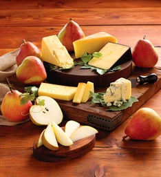 3-Month Pears and Cheese Club (Begins in December)
