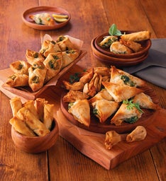 World Flavors Appetizer Assortment