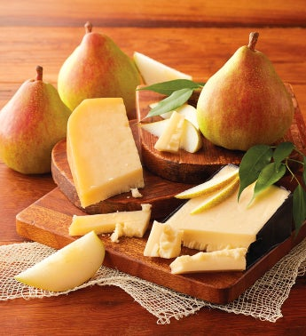 Royal Riviera® Pears with Parmasio and Lionza Cheese