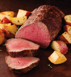 Stock Yards® Chateaubriand – Barrel Cut USDA Choice