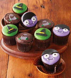 more® Halloween Cupcakes