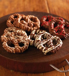 Ultimate Chocolate-Covered Pretzels Collection