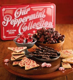 Premium Peppermint Collection Tin
