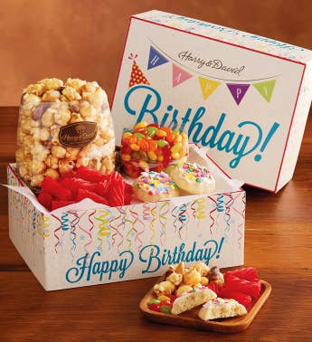 Gourmet Gift Boxes: Fruit & Food Gift Box Delivery