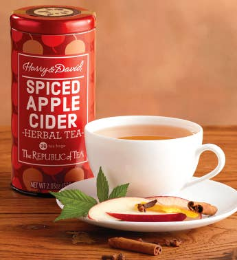 Spiced Apple Cider Herbal Tea