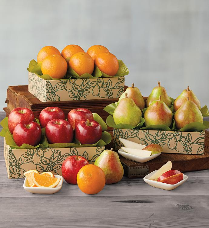 Triple Treat® Organic Deluxe Fruit