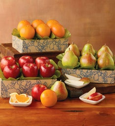 Organic Deluxe Triple Treat® Fruit