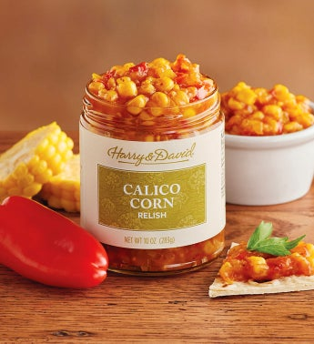 Calico Corn Relish