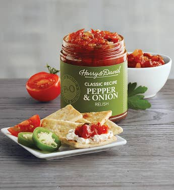 Pepper and Onion Relish