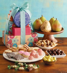 Deluxe Mother's Day Tower of Treats® Gift