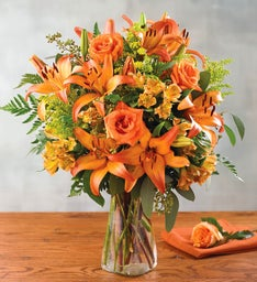 Harvest Floral Bouquet