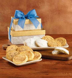 Sugar-Free Cookie Gift Tower